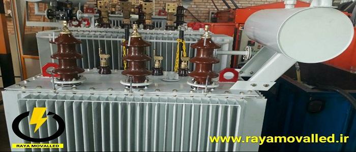 ترانس ژنراتور گازی ترانسفورماتور ژنراتور گازسوز مولد گازسوز رایا مولد