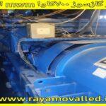 ژنراتور گازسوز mwm tbg616v12 ژنراتور گازی mwm ژنراتور گازسوز mvm رایا مولد