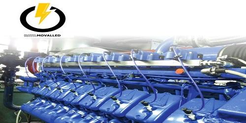 تامین و تجهیزات و متعلقات ژنراتور گازسوز و دیزلی