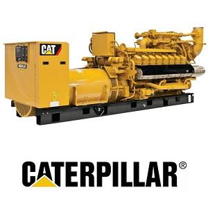 ژنراتور گازسوز کاترپیلار caterpillar ژنراتور گازی کاترپیلار