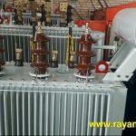 ترانس ژنراتور گازی ترانسفورماتور ژنراتور گازسوز مولد گازسوز رایا مولد ترانس سه فاز ژنراتور گازسوز