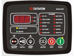 برد کنترلر DATAKOM DKG207